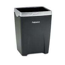 Fellowes Office Suites Divided Pencil Cup, Plastic, Black - FEL8032301 - $5.99