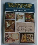 Book, The Patchwork Point of View by Jill Jarnow, 1975 - $7.00