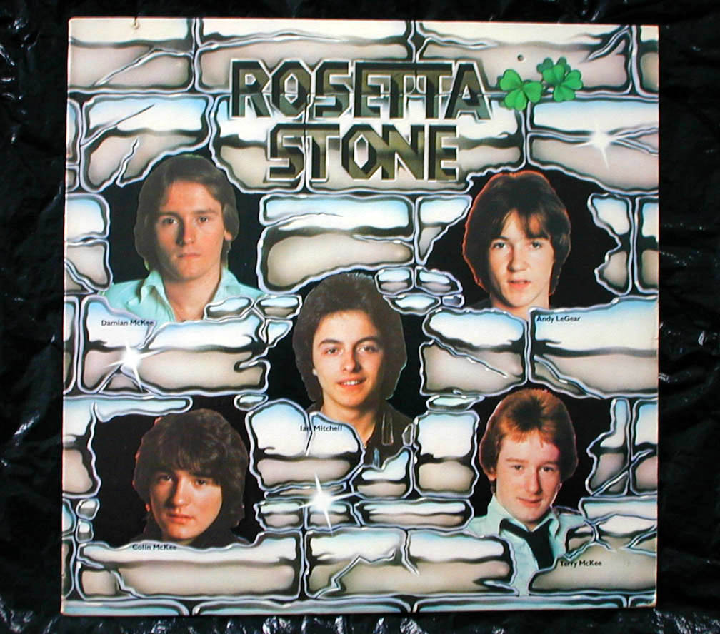 Primary image for Rosetta Stone 1978 LP Bay City Rollers