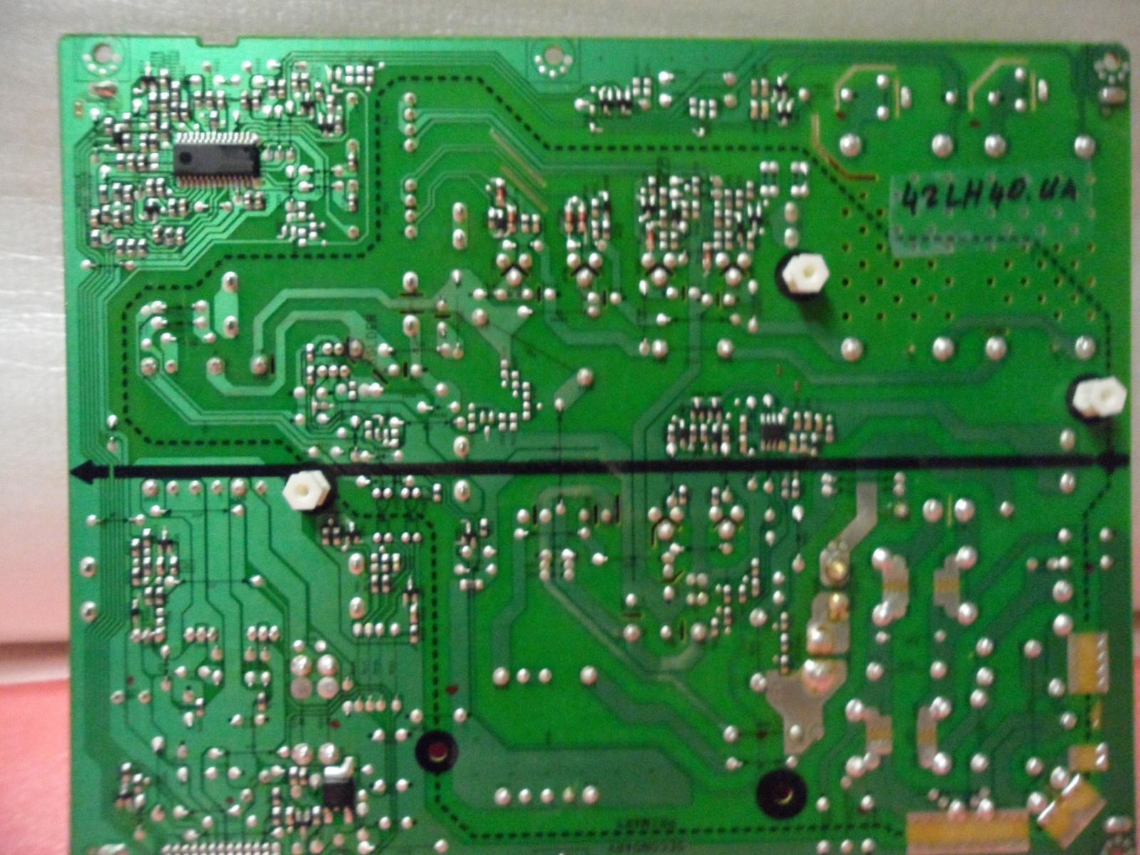 LG EAX55357701/34 Power Supply Board For 42LH40-UA