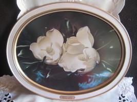 martin j. heade vintage tin tray - $40.00
