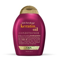 OGX Anti-Breakage Keratin Oil Conditioner with keratin Proteins & Argan Oil 13oz - $12.82