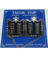 Breast plates TALIT CLIPS Star of David tallis talis tallit shawl from I... - £10.10 GBP