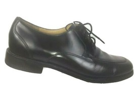 COLE HAAN Mens Oxfords Size 9.5 M Grand O S Split Toe Dress Shoes Black - $42.27