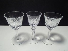 3 Gorham Cherrywood Sherries / Cordials~~2 Sizes - $24.99