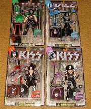 KISS ULTRA ACTION FIGURES SET OF 4 SEALED ! - $163.35