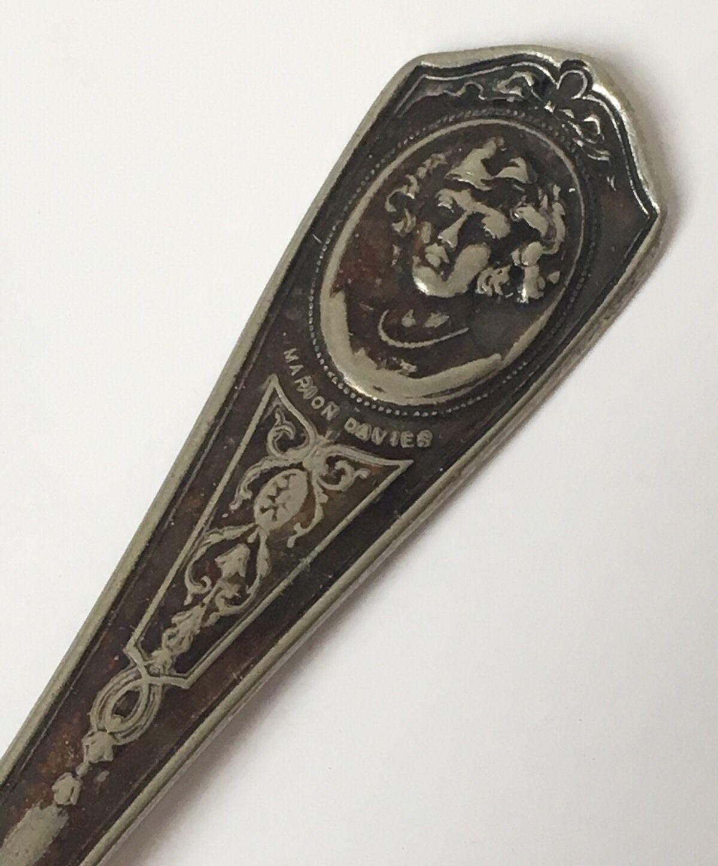 Vintage Marion Davies Oneida Community Par Plate Teaspoon Silverplate Spoon - $12.95