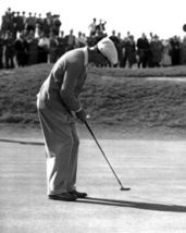 Ben Hogan SFOL Vintage 8X10 BW Golf Memorabilia Photo - $6.99