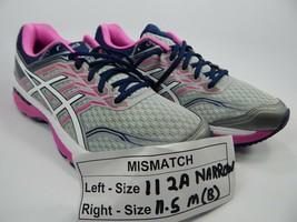Mismatch Asics Gt 2000 V 5 Sz 11 2a Schmal Links & 11.5 M (B) Recht Damen Schuhe