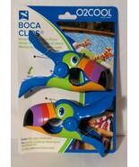 O2COOL BocaClip-Toucan Clip, Universal - Beach, Pool, Lake, Sun, Fun - $13.49