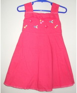 Girls Toddlers Bonnie Jean Pink Sleeveless Dres... - $5.00
