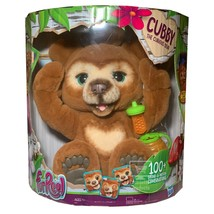 NEW and Sealed FurReal Cubby The Curious Bear Motion and Sound Interacti... - $58.88