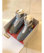 Men's Replica Automatic Laces Air Mag Sneakers Glow in Dark LED Shoes  - $4,945.00