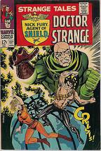 Strange Tales #157 (1967) Marvel Comics Jim Steranko Shield Severin Vg+ To Fine - $29.69