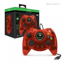 Hyperkin Duke Wired Controller for Xbox One/ Windows 10 PC (Red) Hyperkin - $71.23