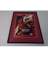 1992 Miller Lite Beer 11x14 Framed ORIGINAL Advertisement - $32.36
