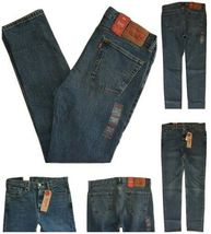 Levi Men 510 Skinny Fit Stretch Jean Size W32 x L32 Color Terry RRP $69.50 - $39.99