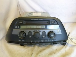 05-10 Honda Odyssey XM Radio 6 Cd Mp3 WMA & Code 39100-SHJ-A310 1XU4 HVA41 - $58.91