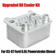 Upgraded Oil Cooler kit For 2003-2007 Ford F250 F350 6.0L Powerstroke Di... - $66.99