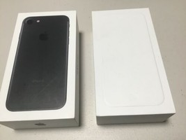 Lot Of 2 Apple iPhone 7 Black 32gb And 7 Rose Gold 16 gb  EMPTY BOXES ONLY - $4.95