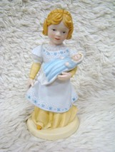 "Vintage 1981 Avon ""A Mother's Love"" Ceramic Figurine, Collectible Home Decor - $5.99"