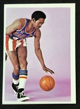 1972-73 Fleer #83 Harlem Globetrotters Team Basketball Card - $2.92