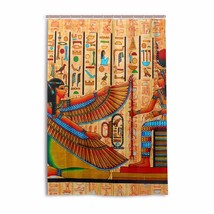 Egypt Shower Curtain figure Waterproof Mildewproof Polyester Fabric Bath... - $41.49