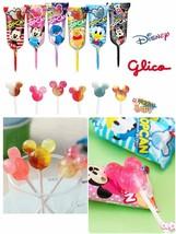Glico, Popcan cute Shaped Lollipop 12 random flavors set Japan Candy - $13.90