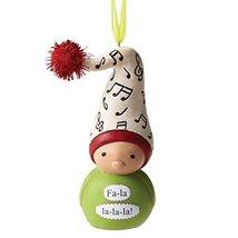 Enesco Bea's Wees Fa-La-La-La-La Ornament, 4-Inch - $34.64