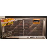 2018 Hot Wheels 50th Anniversary Display Case w/Exclusive Chevy Silverad... - $85.40