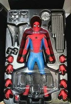 Hot Toys Spider-Man Movie Promo MMS535 1/6 Figure From Japan - $285.20