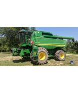 2008 JOHN DEERE 9770 STS For Sale In Allendale, Michigan 49401 - $89,800.00