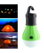 Soft Light Outdoor Hanging LED Camping Tent Light Bulb Fishing Lantern Lamp - $3.99