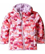 The North Face Kids Baby Girl's Reversible Mossbud Swirl Hoodie (Infant)... - $46.53