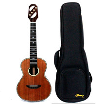 High Quality Cedar Top Rotton Tree Side and Back Solid Ukulele 26 inch - $222.74