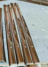 Mercedes W108 280SEL W109 300SEL Ebony Wood Door Trims 4 Pieces set - $187.00
