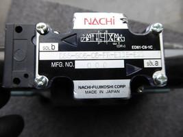NACHI DIRECTIONAL CONTROL VALVE # DSS-G06-C6-FR-E115-E21 image 2