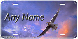 Seagull Flying Aluminum Any Name Personalized Auto Tag Novelty License P... - $14.80