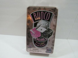 Bunco Deluxe from Spin Master Dice Game - $3.96