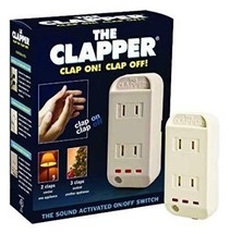 The Clapper Sound Activated On/Off Switch 1.0 ea.Pack of 1 - $34.65