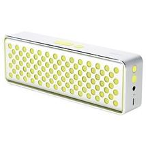 ROCK Deep Bass Hands-free Wireless Bluetooth 4.0 Yellow Speaker With NFC... - $73.00