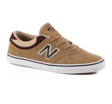 New Balance 254 Numeric NM254TNW Khaki Brown Men's Size 9 Skate - $69.95