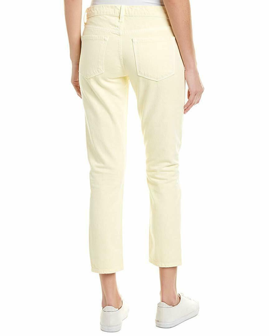 J Brand Sadey Butter Slim Straight Leg Size 24 MSRP: $198.00 image 3