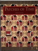 1991/PATCHES OF TIME/by Linda Halpin/Craft BOOK - $5.00
