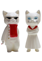 Y&G x One-Up White Cats image 3