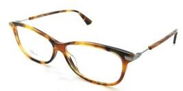 Christian Dior Eyeglasses Frames Dior Essence 8 SX7 53-13-145 Light Havana Italy - $196.00