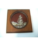 Bas-Relief Painting By Beth Ritter, Sculpture, Raised Painting Home Decor - $19.79