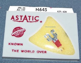 RECORD PLAYER STYLUS NEEDLE Astatic N645 for MAGNAVOX 560193 754-SS13 image 1