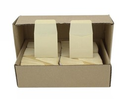 500 Tan Archival Paper Coin Envelopes 2x2 by Guardhouse, Acid and Sulphe... - $23.98