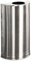 Rubbermaid Commercial Products 12-Gallon Satin Stainless Steel Commercia... - $575.14